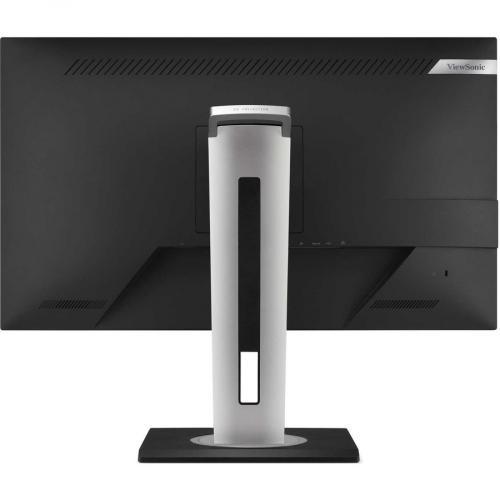 "Viewsonic VG2756 4K 27"" 4K UHD LED LCD Monitor   16:9 Rear/500"