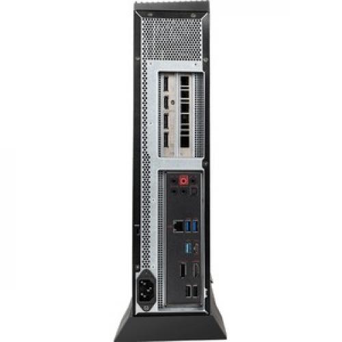 MSI MPG Trident AS 10th 10SC 1208US Gaming Desktop Computer   Intel Core I7 10th Gen I7 10700F Octa Core (8 Core) 2.90 GHz   16 GB RAM DDR4 SDRAM   1 TB SSD   Desktop Slimline Rear/500