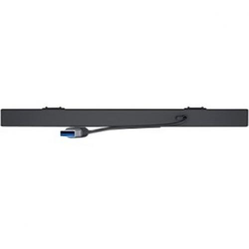 Dell SB521A Sound Bar Speaker   3.60 W RMS Rear/500