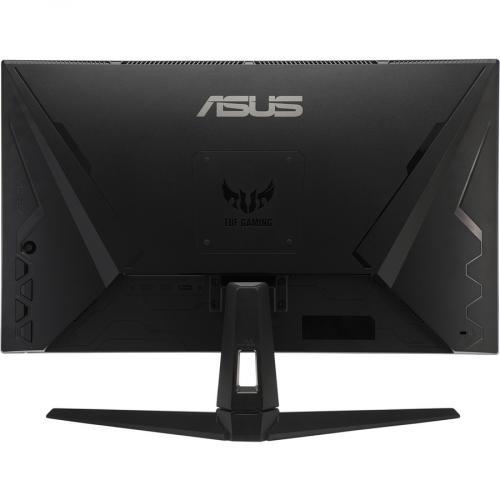 "TUF VG279Q1A 27"" Full HD LED Gaming LCD Monitor   16:9   Black Rear/500"