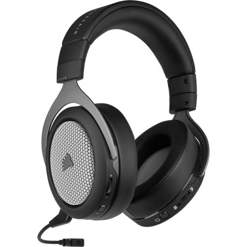 Corsair HS75 XB Wireless Gaming Headset For Xbox Series X And Xbox One Rear/500
