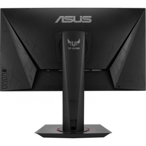 "TUF VG259QR 24.5"" Full HD LED Gaming LCD Monitor   16:9   Black Rear/500"