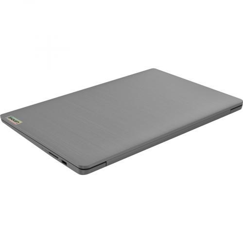 "Lenovo IdeaPad 3 15.6"" Laptop Intel Core I7 1165G7 8GB RAM 256GB SSD Artic Gray   11th Gen I7 1165G7 Quad Core   Integrated Intel Iris Xe Graphics   4 In 1 Card Reader   Windows 10 Home   7.5 Hr Battery Life Rear/500"