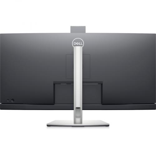 """Dell C3422WE 34.1"""" WQHD Curved Screen Edge WLED LCD Monitor   21:9   Platinum Silver Rear/500"""