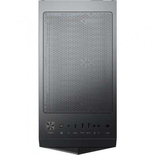 "MSI Aegis R 10SC 210US Gaming Desktop Computer   Intel Core I7 10th Gen I7 10700 Octa Core (8 Core) 2.90 GHz   16 GB RAM DDR4 SDRAM   1 TB HDD   1 TB 2.5"" Serial ATA SSD   Matte Black Rear/500"