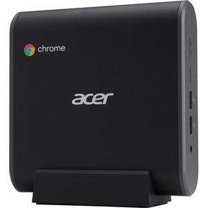 Acer CXI3 Chromebox   Intel Celeron 3867U Dual Core (2 Core) 1.80 GHz   4 GB RAM DDR4 SDRAM   32 GB SSD Right
