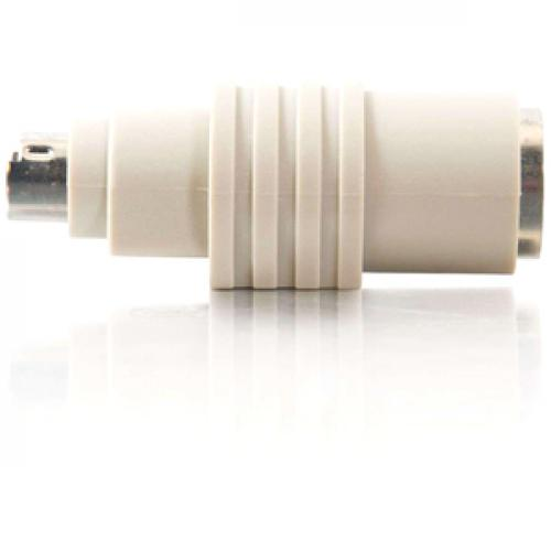 C2G PS/2 Female To AT Male Keyboard Adapter Right/500