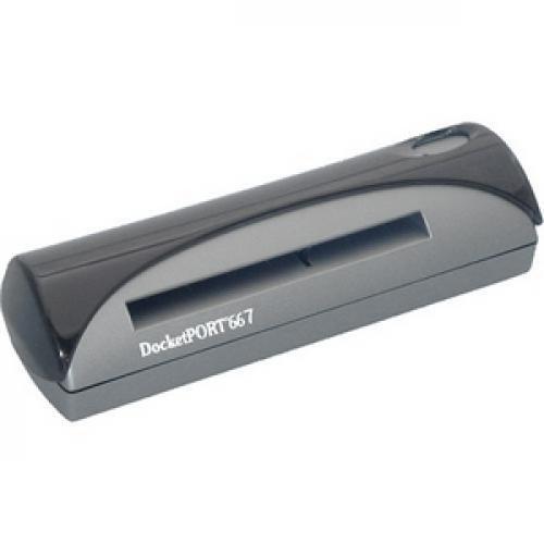 Penpower DocketPORT 667 Card Scanner Right/500