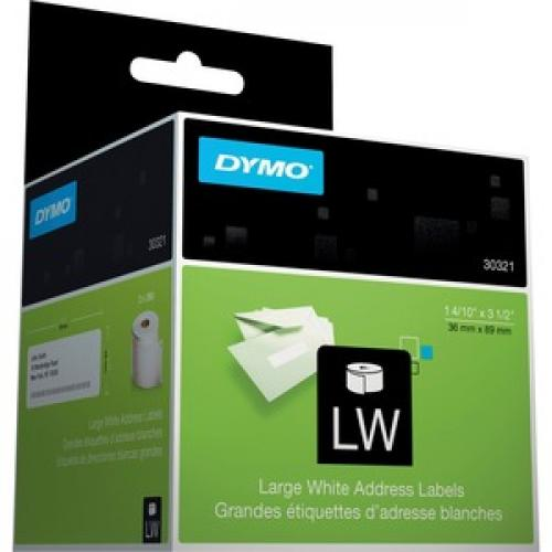 Dymo Large Address Labels Right/500