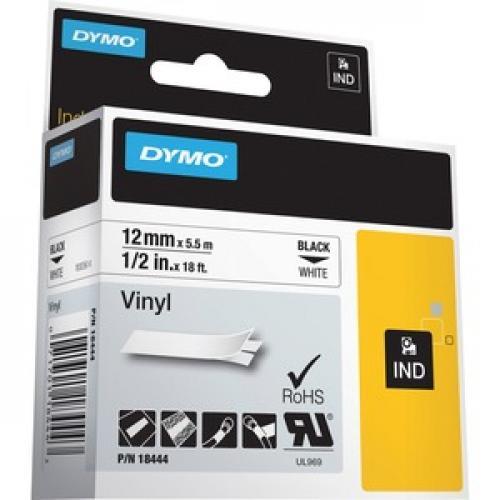 Dymo Rhino Industrial Vinyl Labels Right/500