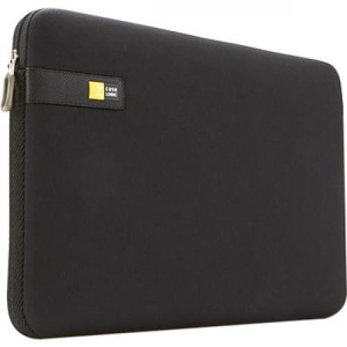 """Case Logic LAPS 113 Carrying Case (Sleeve) For 13.3"""" Notebook   Black Right/500"""