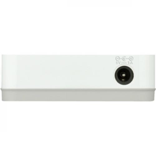D Link GO SW 5G 5 Port Gigabit Unmanaged Desktop Switch Right/500
