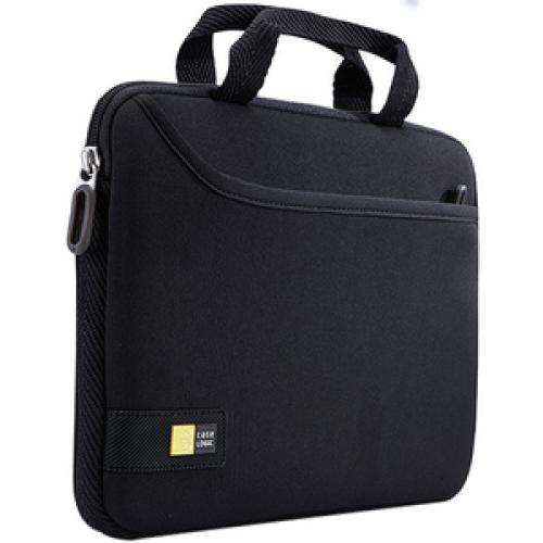 "Case Logic TNEO 110 Carrying Case (Attaché) For 10"" To 10.1"" IPad   Black Right/500"