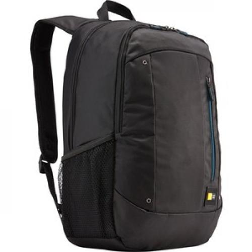 "Case Logic Jaunt WMBP 115 Carrying Case (Backpack) For 15"" To 16"" Notebook   Black Right/500"