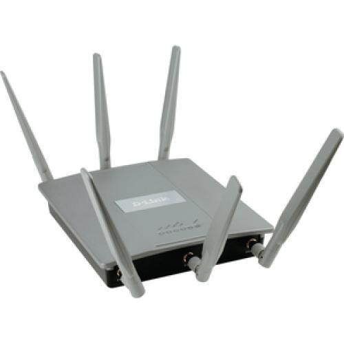 D Link AirPremier DAP 2695 IEEE 802.11ac 1.27 Gbit/s Wireless Access Point Right/500