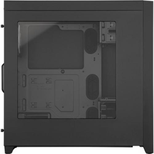 Corsair Obsidian Series 450D Mid Tower PC Case Right/500