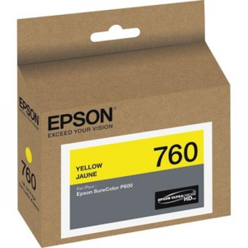 Epson UltraChrome HD Original Ink Cartridge Right/500