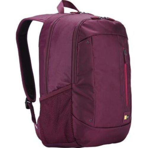 """Case Logic Jaunt WMBP 115 Carrying Case (Backpack) For 15"""" To 16"""" Notebook   Acai Right/500"""