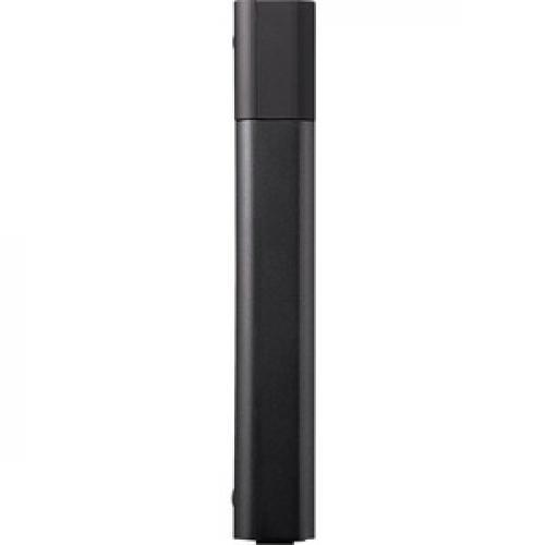 BUFFALO MiniStation Extreme NFC USB 3.0 2 TB Rugged Portable Hard Drive (HD PZN2.0U3B) Right/500