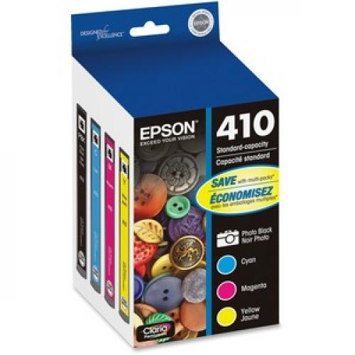 Epson Claria T410 Original Ink Cartridge Right/500