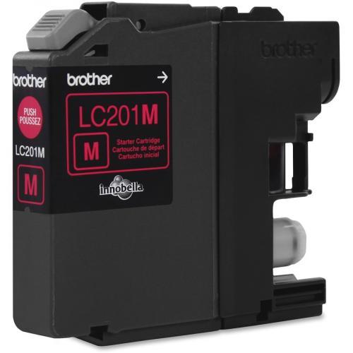 Brother Innobella LC201M Original Ink Cartridge Right/500