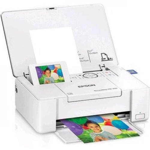 Epson PictureMate PM 400 Inkjet Printer   Color Right/500