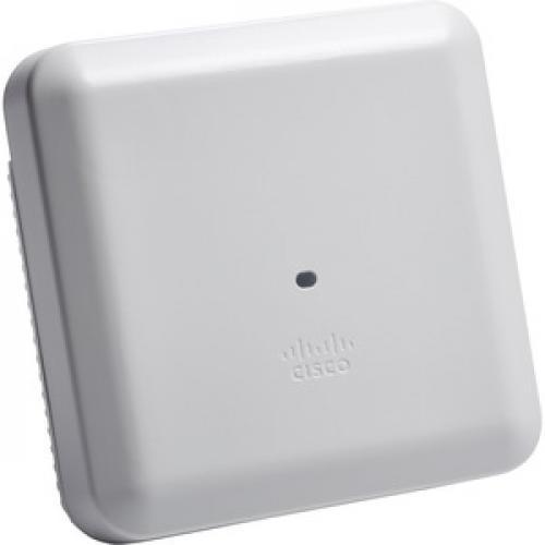 Cisco Aironet AP2802I IEEE 802.11ac 1.30 Gbit/s Wireless Access Point Right/500