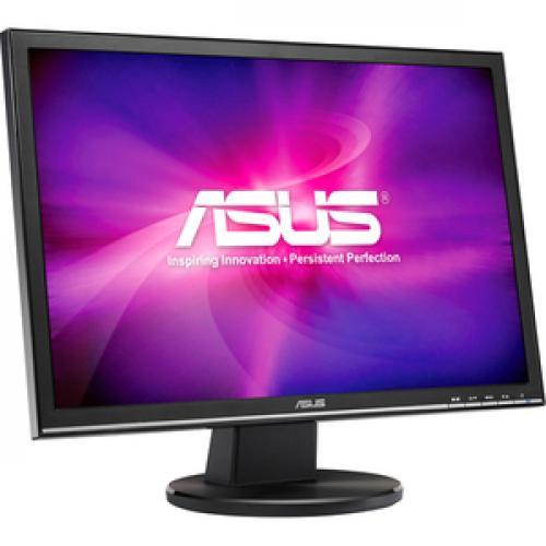 """Asus VW22AT CSM 22"""" WSXGA+ LED LCD Monitor   16:10   Black Right/500"""
