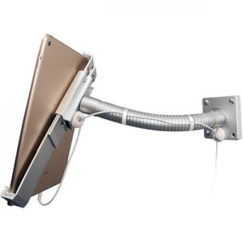 CTA Digital Security Gooseneck Table Wall Mount 7 13In Tablets Right/500
