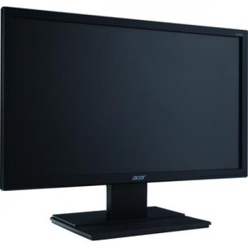 "Acer V206HQL 19.5"" LED LCD Monitor   16:9   8ms   Free 3 Year Warranty Right/500"