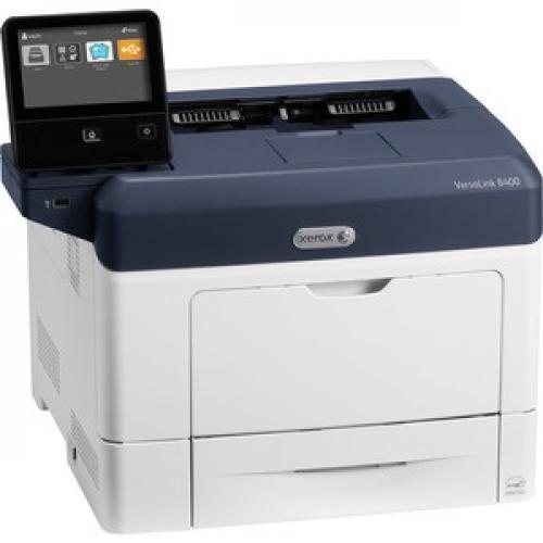 Xerox VersaLink B400DN Desktop Laser Printer   Monochrome Right/500