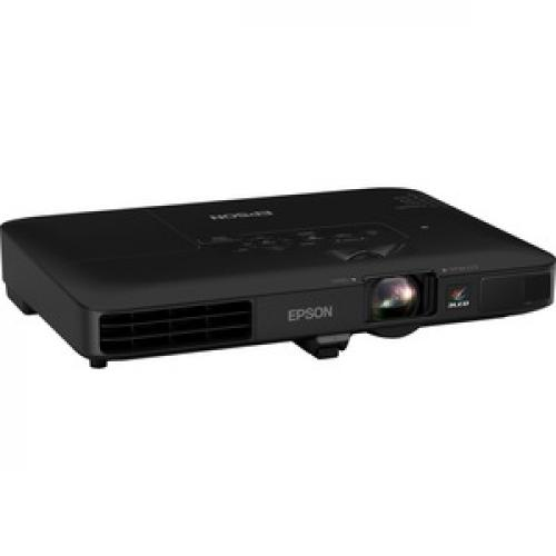 Epson PowerLite 1781W LCD Projector   16:10 Right/500