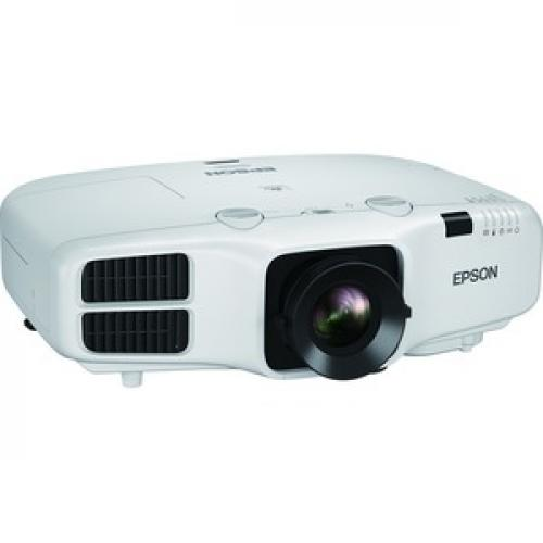 Epson PowerLite 5520W LCD Projector   16:10 Right/500