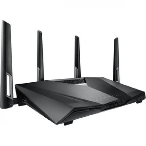 Asus CM 32 IEEE 802.11ac Ethernet Modem/Wireless Router Right/500