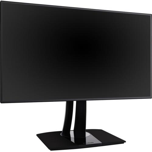 "Viewsonic VP3268 4K 32"" 4K UHD WLED LCD Monitor   16:9   Black Right/500"