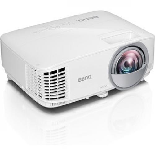 BenQ MW826ST 3D Ready Short Throw DLP Projector   16:10 Right/500