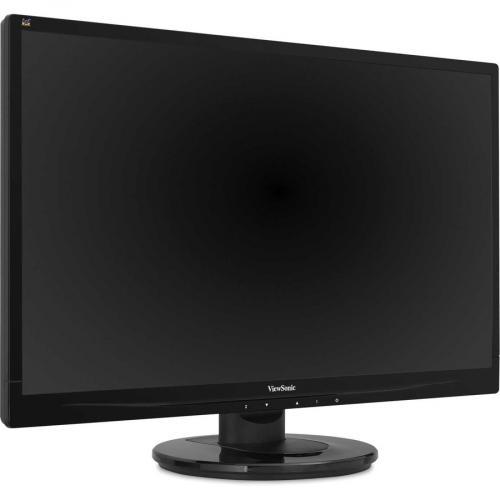 "Viewsonic VA2446MH LED 24"" Full HD WLED LCD Monitor   16:9   Black Right/500"