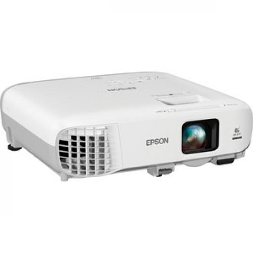 Epson PowerLite 990U LCD Projector   16:10 Right/500