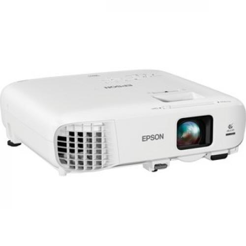 Epson PowerLite 2247U LCD Projector   16:10 Right/500