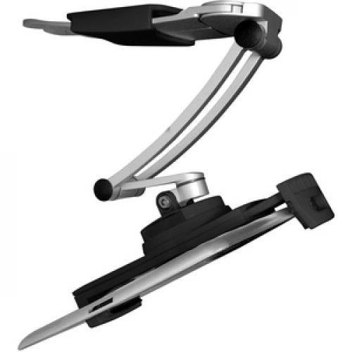 CTA Digital Multi Flex Tablet Stand + Mount???Black 360Deg Rotating Holder Right/500