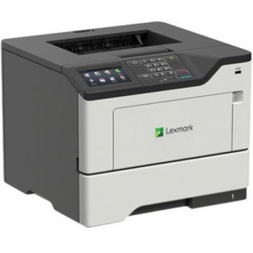 Lexmark MS620 MS621dn Laser Printer   Monochrome Right/500