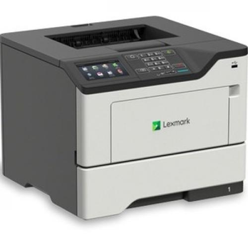 Lexmark MS620 MS622de Desktop Laser Printer   Monochrome Right/500