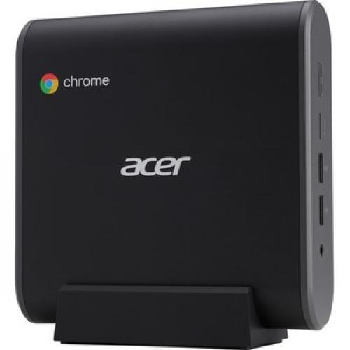 Acer CXI3 Chromebox   Intel Core I7 8th Gen I7 8550U Quad Core (4 Core) 1.80 GHz   16 GB RAM DDR4 SDRAM   64 GB Serial ATA/600 SSD Right/500