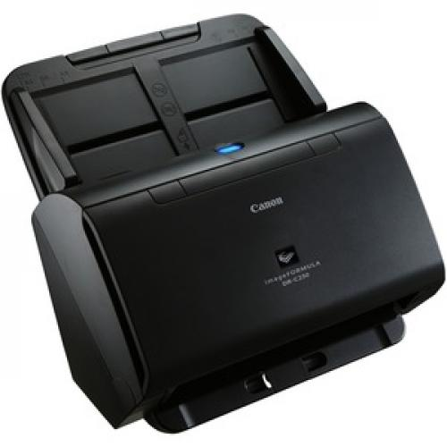 Canon ImageFORMULA DR C230 Sheetfed Scanner   600 Dpi Optical Right/500