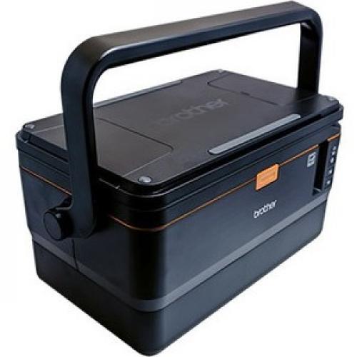 Brother PT E800W Label Maker Right/500