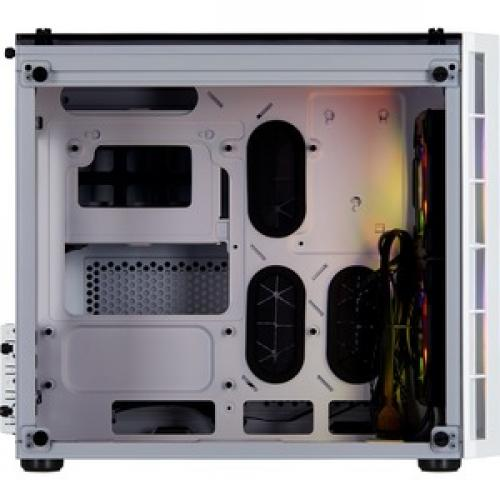 Corsair Crystal 280X Computer Case Right/500
