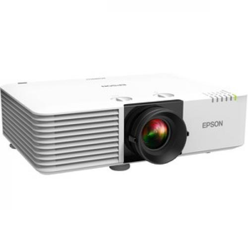 Epson PowerLite L610W Laser Projector Right/500