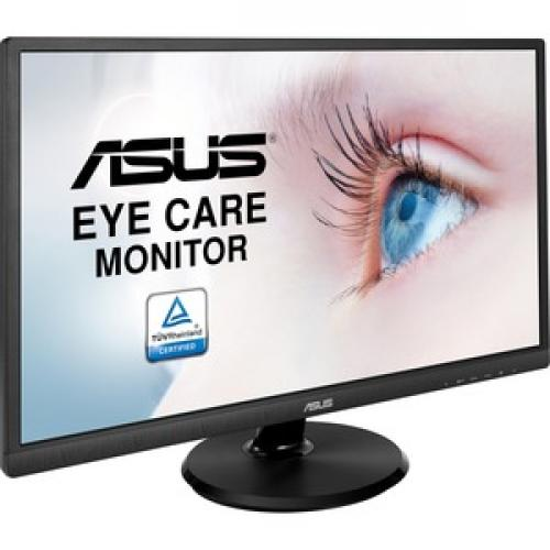 "Asus VA249HE 23.8"" Full HD LED LCD Monitor   16:9   Black Right/500"