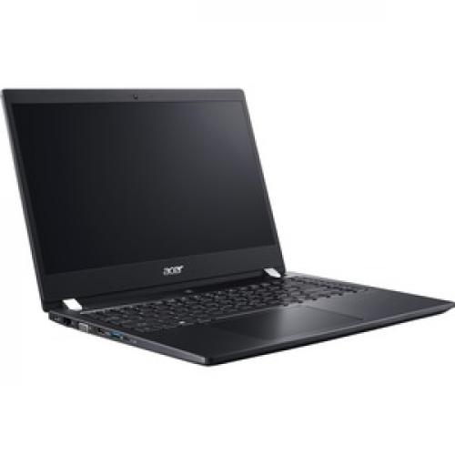 "Acer TravelMate X3410 M TMX3410 M 5608 14"" Notebook   Full HD   1920 X 1080   Intel Core I5 (8th Gen) I5 8250U Quad Core (4 Core) 1.60 GHz   8 GB RAM   256 GB SSD Right/500"