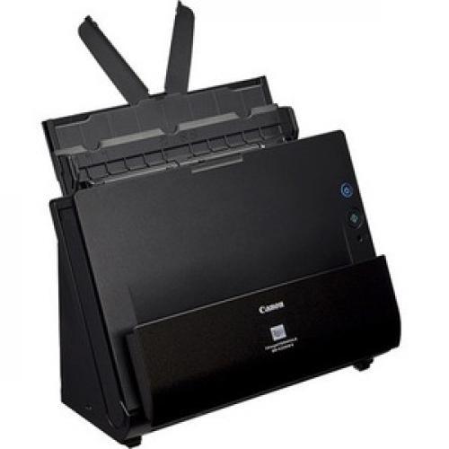 Canon ImageFORMULA DR C225II Sheetfed Scanner   600 Dpi Optical Right/500